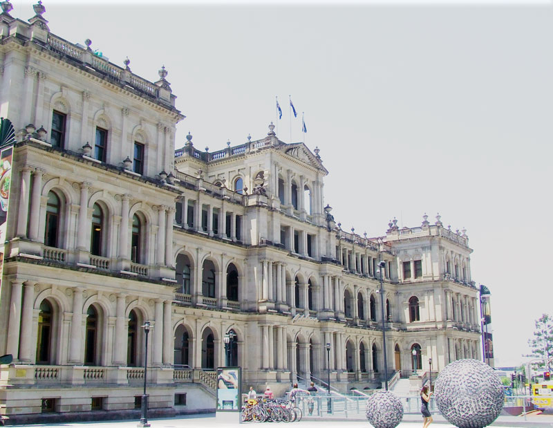 Treasury Casino and Hotel